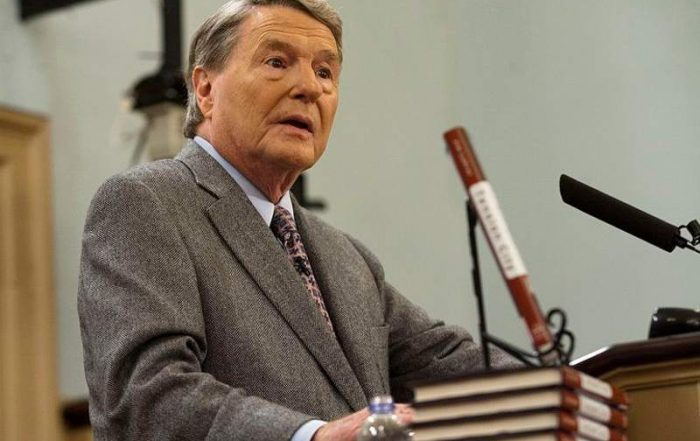 Jim Lehrer Rules for Journalists